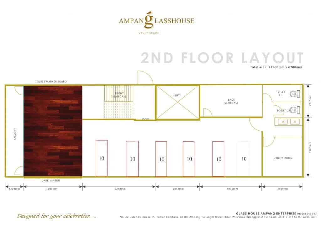 Ampang Glasshouse 4 Ampang Glasshouse