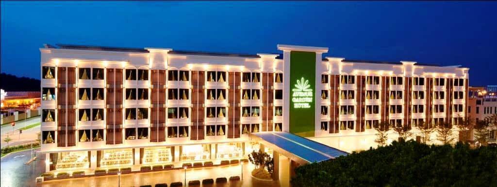 Avenue Garden Hotel Photo 1