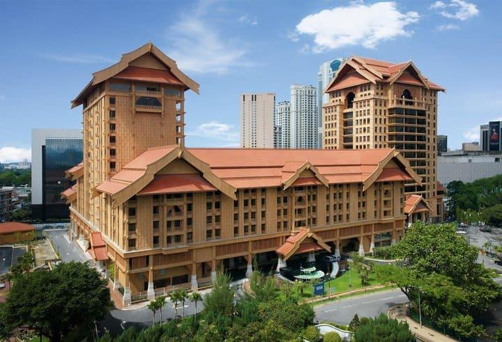 A look at Royale Chulan Kuala Lumpur's building from far. Source: Royale Chulan Kuala Lumpur FB