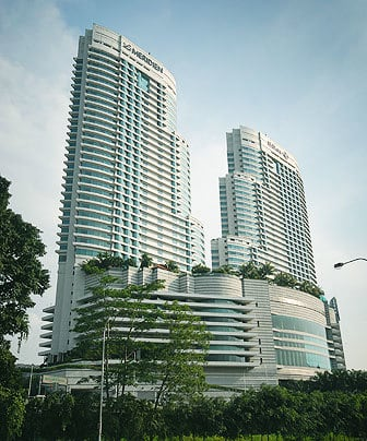 Le Méridien offers world-class services in terms of space, dining and hospitality. Source: klsentral.com