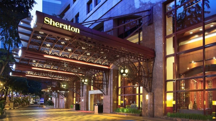 Source: Sheraton Imperial Kuala Lumpur Hotel