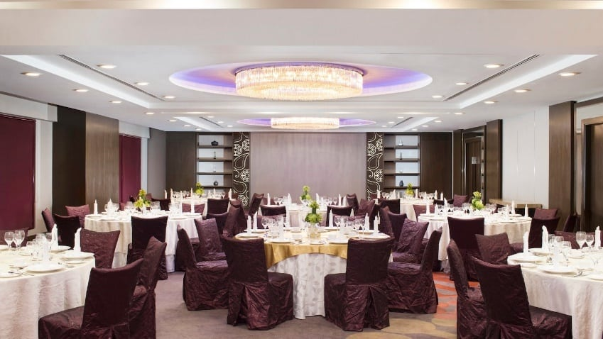 Do@M function hall at Mezzanine Floor. Source: Sheraton Imperial Kuala Lumpur Hotel