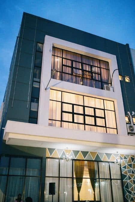 de'Laman's building in Shah Alam. Source: Delaman Event Wedding FB