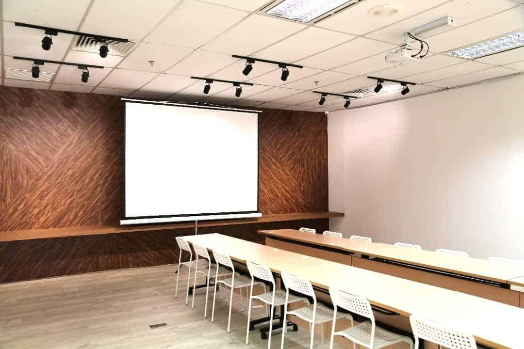 Meeting space at H Space. Source: AskVenue.com