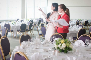 Getting an external agency to help you with company dinner reduces the stress and burden that come with planning the event.