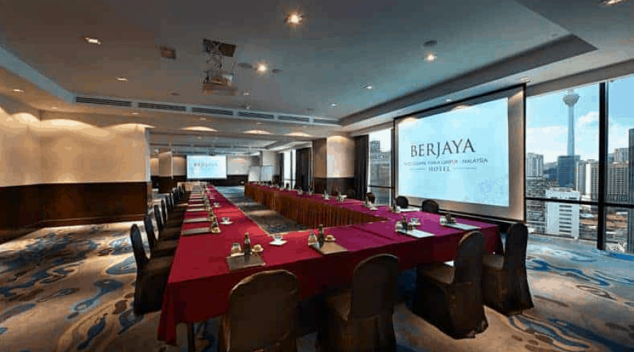 5 Awesome Venue Spaces by Berjaya Hotels & Resort
