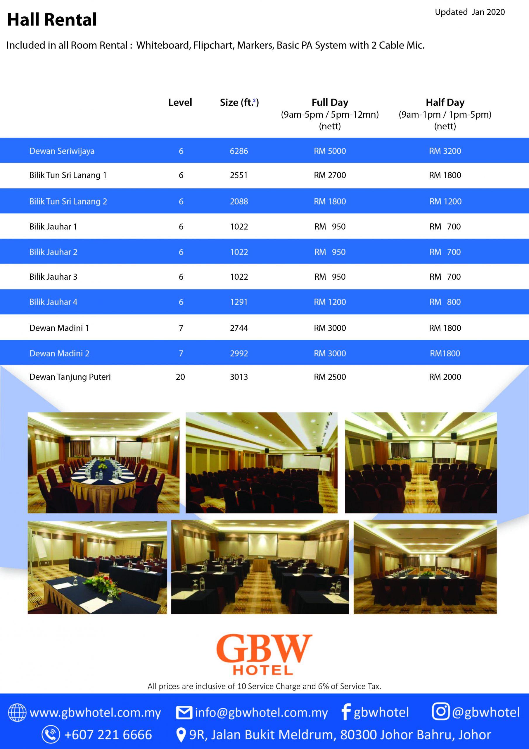 GBW HOTEL 2 GBW HOTEL