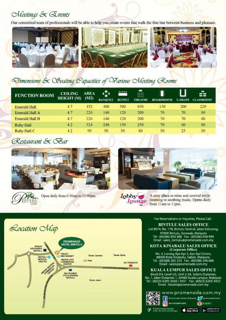 PROMENADE HOTEL BINTULU 2 PROMENADE HOTEL BINTULU