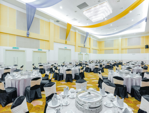 RAIA HOTEL & CONVENTION CENTER TERENGGANU 1 RAIA HOTEL & CONVENTION CENTER TERENGGANU